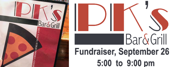 Support The Gles Pto And Enjoy A Tasty Pizza Or Burger From Pks Bar Grill On Tuesday September 26 2017 5 Oo Pm To 9 00